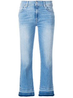 укороченные джинсы Illusion 7 For All Mankind