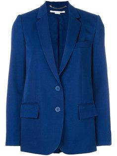однобортный пиджак кроя слим Stella McCartney