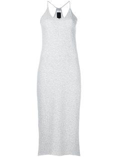 платье шифт с вырезом-ковш Thom Krom