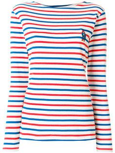 свитер в полоску Paddington Maison Labiche