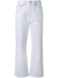 прямые джинсы  Mm6 Maison Margiela