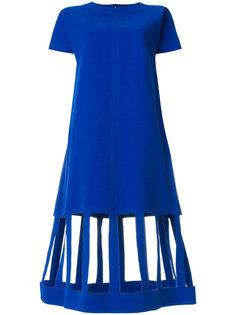 А-образная платье с вырезами  Maison Margiela
