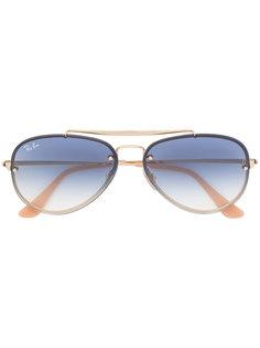 солнцезащитные очки-авиаторы Ray-Ban