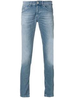 эластичные джинсы скинни Dondup