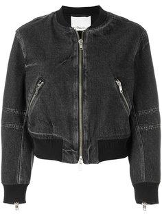 укороченная куртка-бомбер  3.1 Phillip Lim