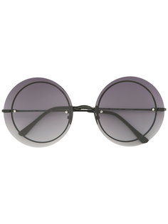 солнцезащитные очки в круглой оправе Spektre