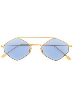 солнцезащитные очки в шестиугольной оправе Spektre