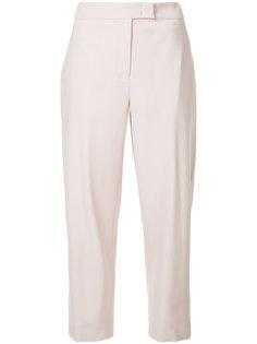 укороченные зауженные брюки  Nehera