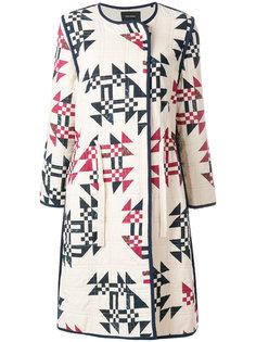 пальто Leist Isabel Marant