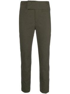 укороченные брюки чинос  Isabel Marant