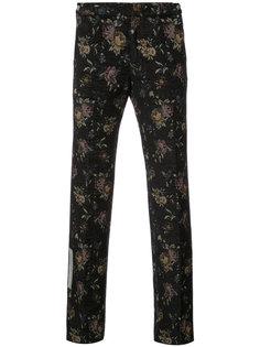 брюки с принтом Off-White