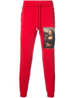 спортивные брюки Monalisa с принтом Off-White
