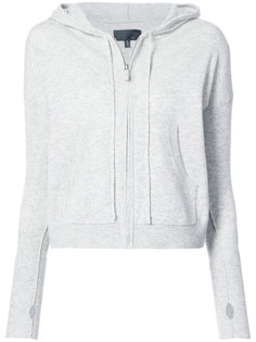 свитер на молнии с капюшоном Nili Lotan