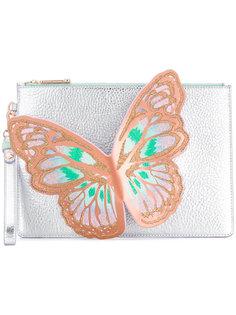 клатч с ручкой-бабочкой Sophia Webster