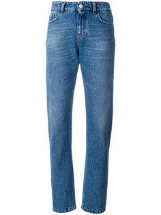джинсы слим  Versus