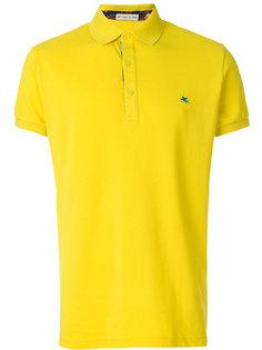 футболка-поло с короткими рукавами Etro