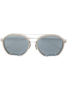 """солнцезащитные очки  """"авиаторы"""" Thom Browne"""