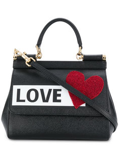 маленькая сумка Sicily Love Dolce & Gabbana