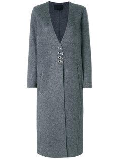 пальто на крючках  Alexander Wang