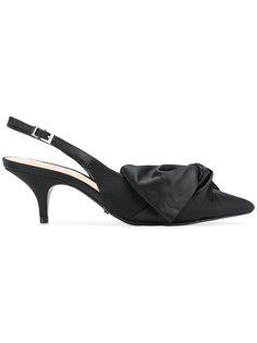 туфли с перекрученной деталью Schutz