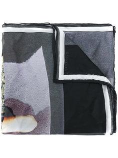 шарф с принтом Madonna Givenchy