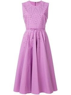 платье с заклепками Bottega Veneta