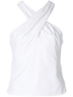 топ White Halterneck Carven