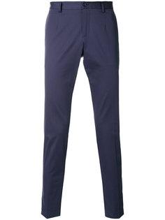 брюки-чинос с объемным швом Dolce & Gabbana