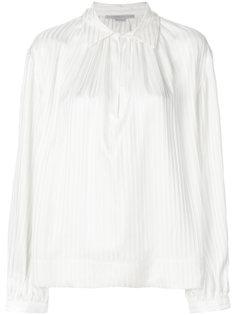 плиссированная блузка  Stella McCartney