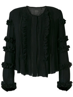 рубашка с рюшами Isabel Marant