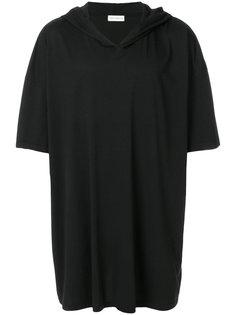 футболка с капюшоном мешковатого кроя Faith Connexion