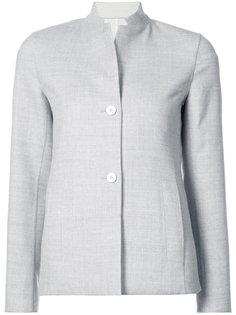 boxy blazer jacket Akris