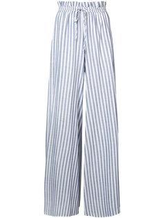 брюки в полоску Caroline Constas