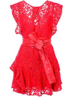 кружевное платье Marissa Webb