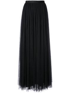 длинная плиссированная юбка Needle & Thread