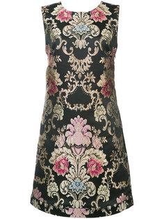 платье с узором барокко Nicole Miller