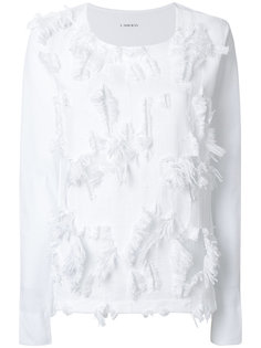 рубашка с бахромой Lareida