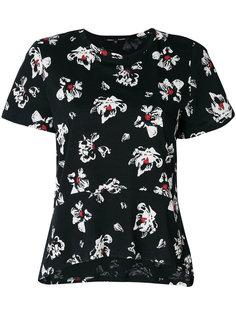 футболка с короткими рукавами Proenza Schouler