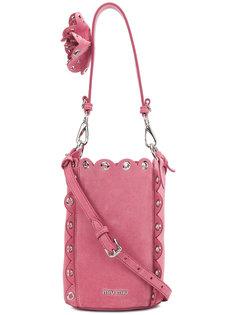 сумка-мешок с люверсами Miu Miu