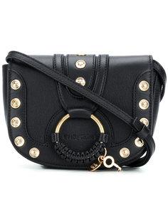 сумка через плечо Hana с заклепками See By Chloé
