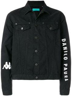 джинсовая куртка Paura x Kappa Kurt  Paura