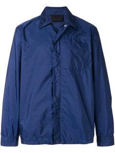 легкая куртка с застежкой-молнией Prada