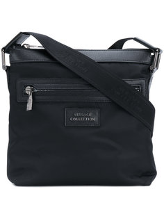 сумка на плечо с логотипом Versace Collection