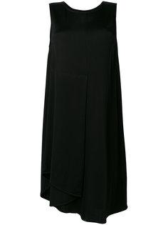 асимметричное платье миди Mm6 Maison Margiela