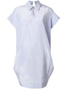 платье-рубашка в стиле кокон  Marni