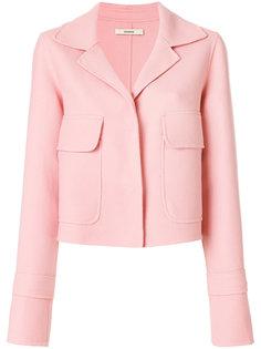 пиджак с боковыми карманами Odeeh
