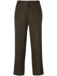прямые классические брюки Victoria Beckham