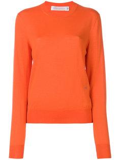 свитер с круглым вырезом Victoria Beckham