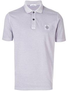 футболка-поло с логотипом  Stone Island