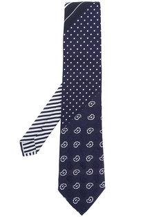 галстук с рисунком Etro